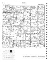 Cylon Township, Deer Park, St. Croix County 1987